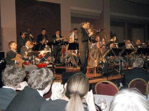 Nebraska Jazz Orchestra with John Fedchock
